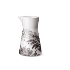 Ruth M landscape pitcher