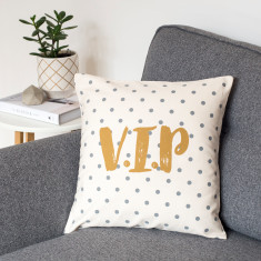 V.I.P Cushion Cover