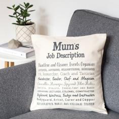 Mum Poem Cushion Cover