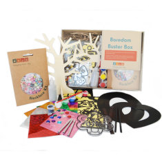 Boredom Buster Box - Craft Activity Box