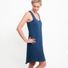 Singlet Dress in Denim