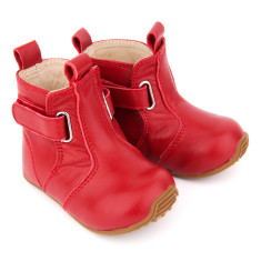 Junior Cambridge Boots In Red