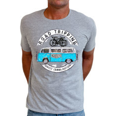 Road tripping men's t-shirt