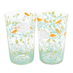 Rob Ryan only time glasses (set of 2)
