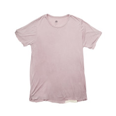 Modal faded purple t-shirt