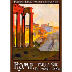 Rome vintage wall tile