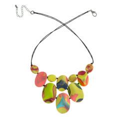 Paradiso short artisan necklace