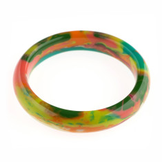 South Pacific artisan party bangle