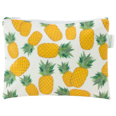 Piña cosmetic bag