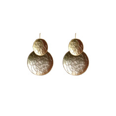 Round drops (Gold)