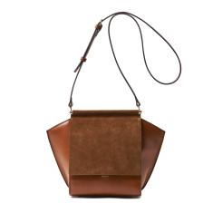 Women's fashion leather shoulder bag
