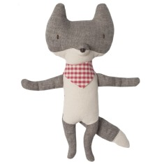 Wolf Soft Toy