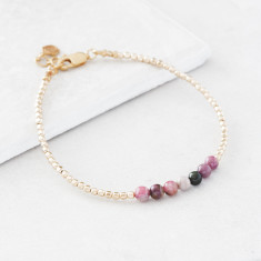 October Birthstone Bracelet