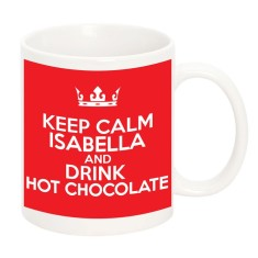 Personalised Keep Calm mug
