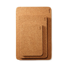Bambu Cork Taper Cutting Board (Three Sizes)