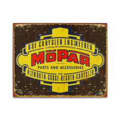MOPAR '37-'41 Sign