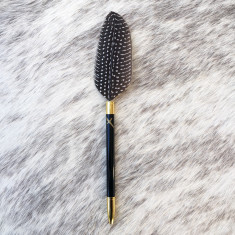 Phoenix Feather Pen In Speckled