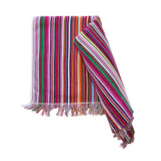 Cabo Pink beach towel