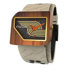 Pelicano watch in Cream