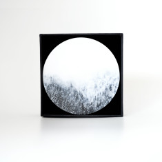 Alpine Forest - gift boxed coaster (set of 4)