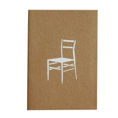 Chair notebook