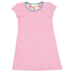 Girls' Ruby geometric nightie