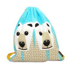 Polar bear rucksack