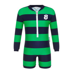 Rugger green all-in-one UV suit