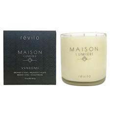 Maison Lumiére Vendome - Bergamot & Violet Candle / Bergamote et Violette Bougie Parfum