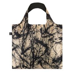LOQI shopping bag museum collection - jackson pollock