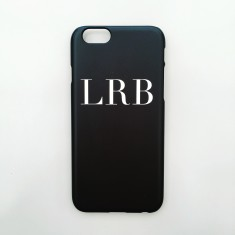 Monogrammed Personalised Phone Case