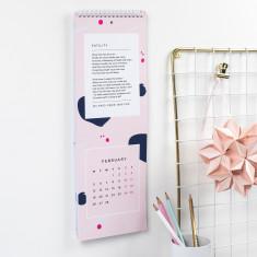 Classic Poetry Calendar 2018