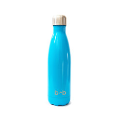 Future 500ml bottle in bright blue