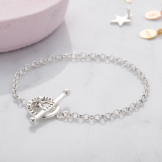 Personalised Classic Charm Bracelet