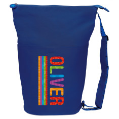 Personalised Swim Bag - Allsorts Bright