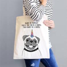 Be A Unipug Tote Bag