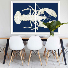 Rock Lobster |  Framed Art