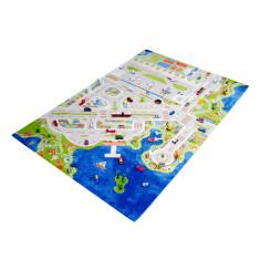 Mini City Interactive Play Mat
