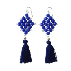 Defiant Tassel Earrings (3 colours)