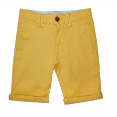 Bermuda Short (Mustard)