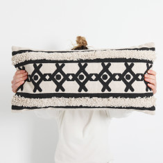 Picasso Tufted Cushion Long