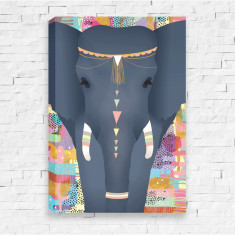 Sweet Dreams Elephant Canvas