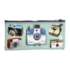 Young at heart snap happy pencil case