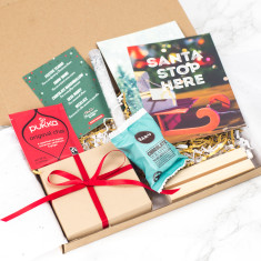 Christmas In A Box Gift Box