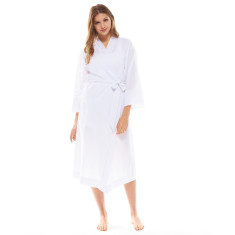 White Night Robe