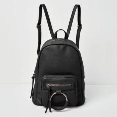 Subliime Vegan Leather Backpack - (Various Colours)