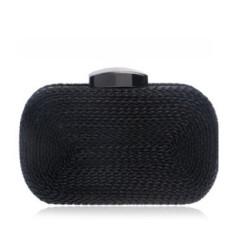 Zahara Box Clutch - Black