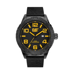 CAT CAMDEN series watch in Black & Yellow