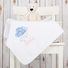 Liberty Cloud Baby Blanket