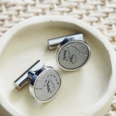 Lost Without You Cufflinks